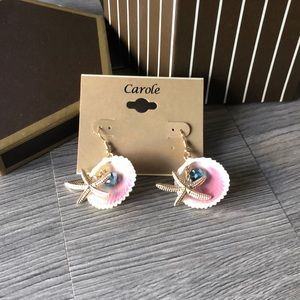 ✨Adorable Sea Shell Earrings